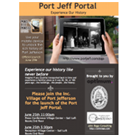 Port Jefferson Historical walks